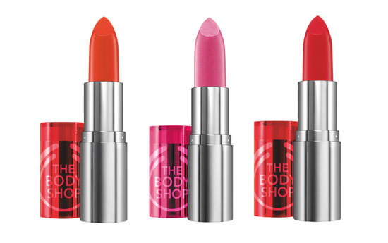 detalle labiales Colour Crush
