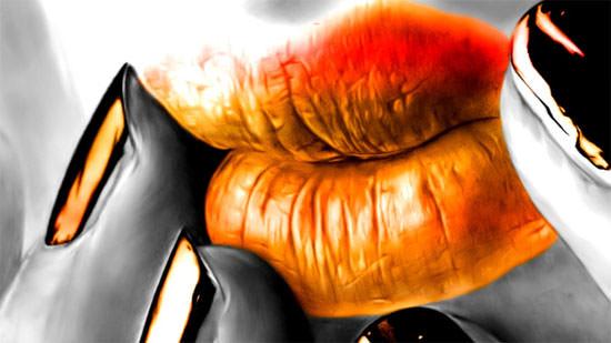 Los labios, símbolo de carácter y temperamento
