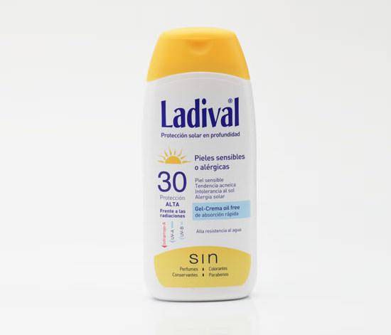 Ladival pieles sensibles o alérgicas