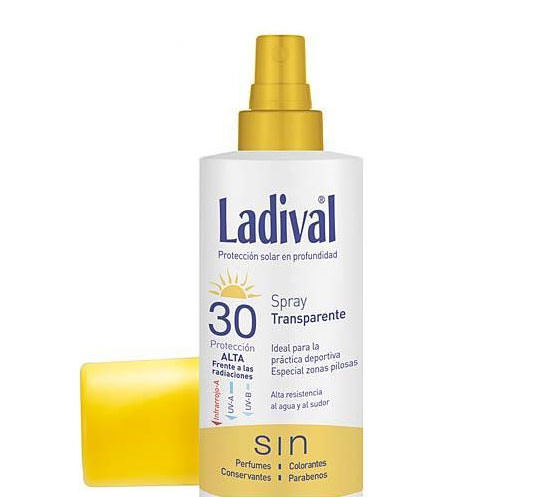 Ladival Spray Transparente
