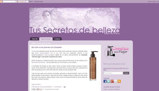 Tus Secretos de Belleza
