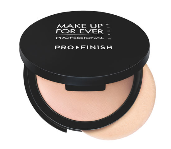 Pro Finish, lo nuevo de Make Up For Ever