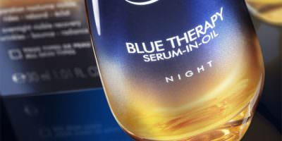 detalle de Blue Therapy Serum-In-Oil de Biotherm