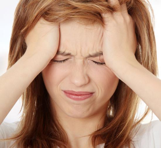 piel estresada