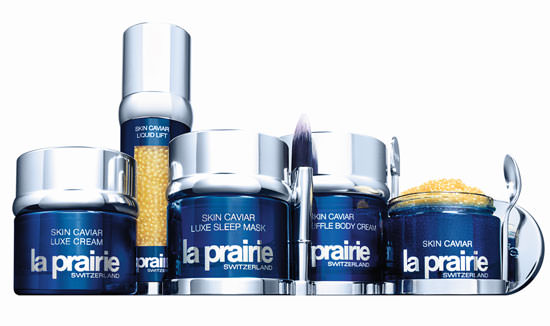 línea Skin Caviar de La Prairie