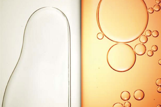 2 texturas de Double Serum