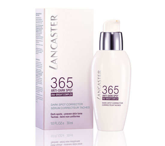 365 Anti-Dark Spot, el serum anti-manchas de Lancaster