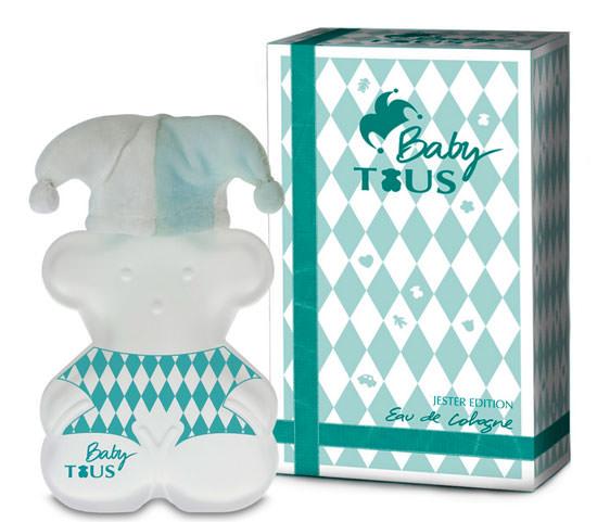 Baby Tous, el osito bufón que huele bien
