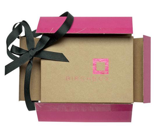 caja Birchbox