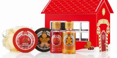 Casa escuela de gengibre de The Body Shop