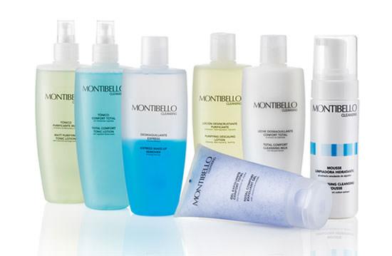 Montibello Cleansing, línea de limpieza facial