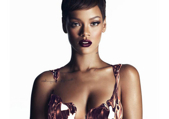 Rihanna para M·A·C Cosmetics
