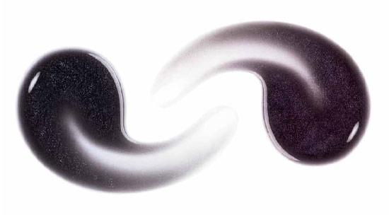 crema negra de Givenchy