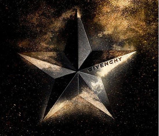 Ondulations Précieuses, la navidad de Givenchy