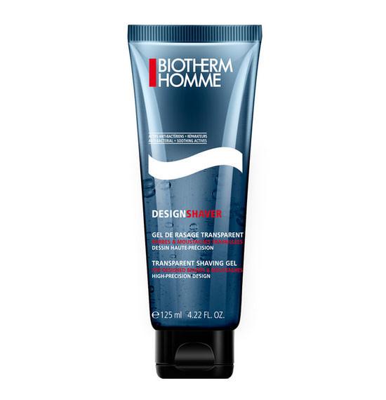 Design Shaver, gel de afeitar de Biotherm Homme