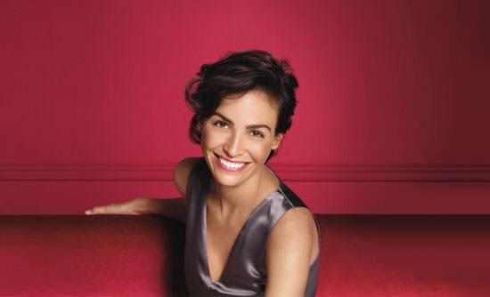 Inés Sastre, nuevo rostro de la línea MAGNIFICENCE de Lierac
