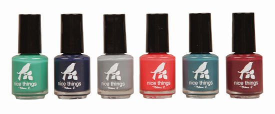 Lacas de uñas by Nice Things