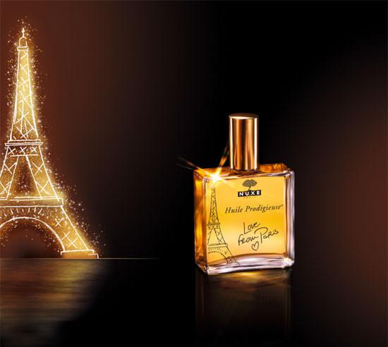 Aceite Prodigioso ¨Love From Paris¨ de Nuxe