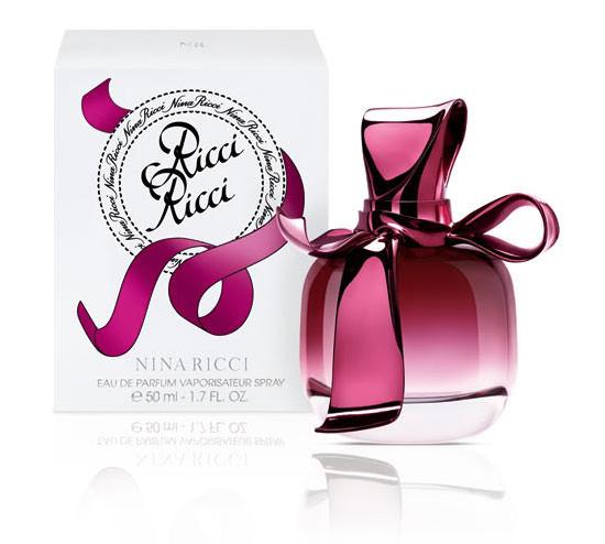 packaging Ricci Ricci, de Nina Ricci