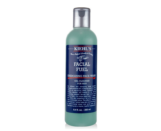 Facial Fuel Gel Limpiador Energizante