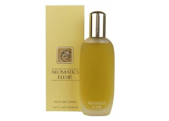 packaging Aromatics Elixir de Clinique