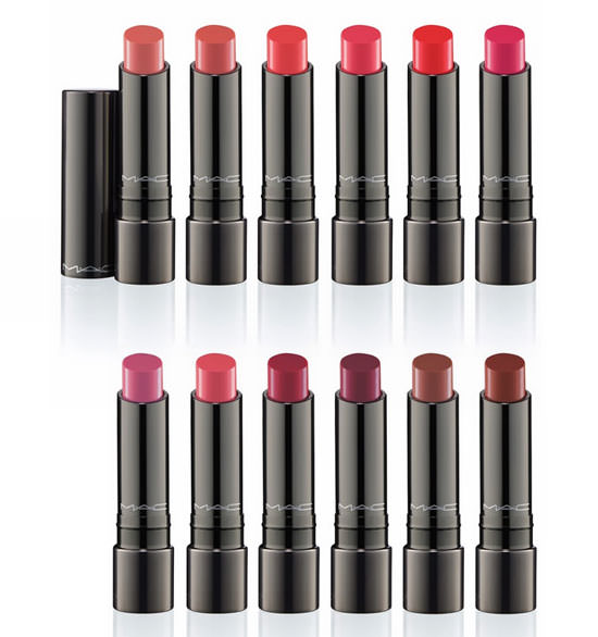 12 tonos de Huggable Lip Colour