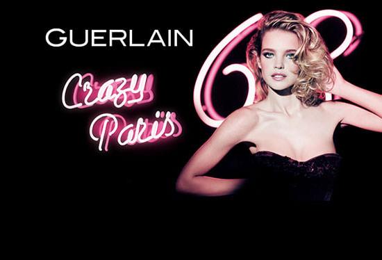 colección de Guerlain Crazy Paris