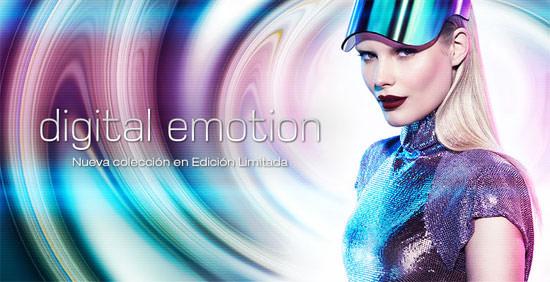 visual Digital Emotion de Kiko