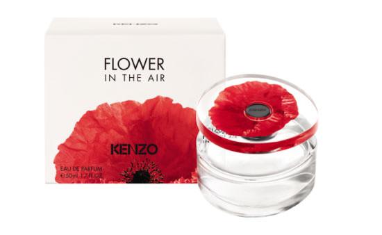 packaging Flower in the Air de Kenzo