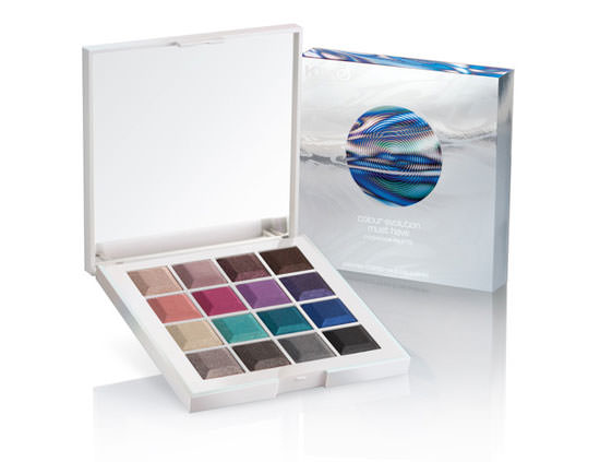 paleta de sombras Colour Evolution Must Have Eyeshadow