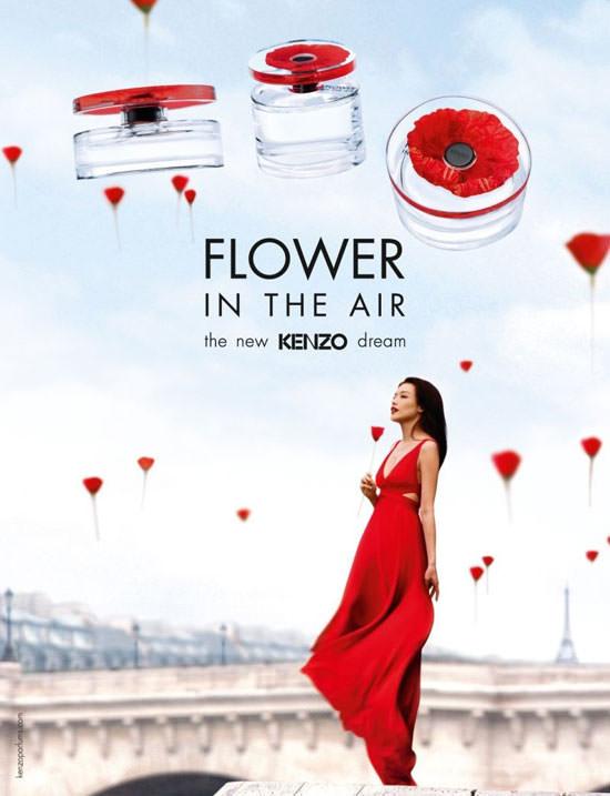 visual Flower in the Air de Kenzo