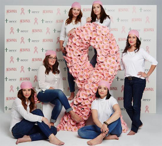 blogueras contra el cáncer de mama