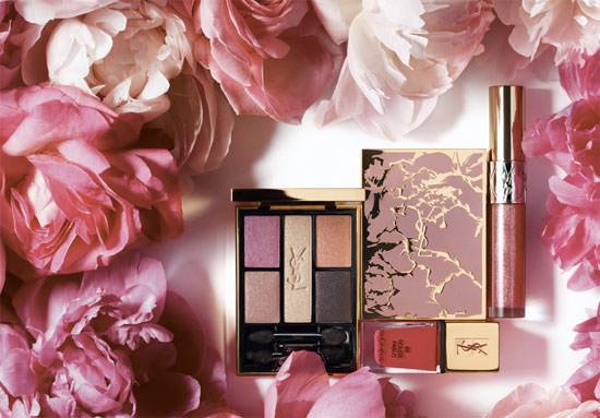 colección primavera Flower Crush de YSL