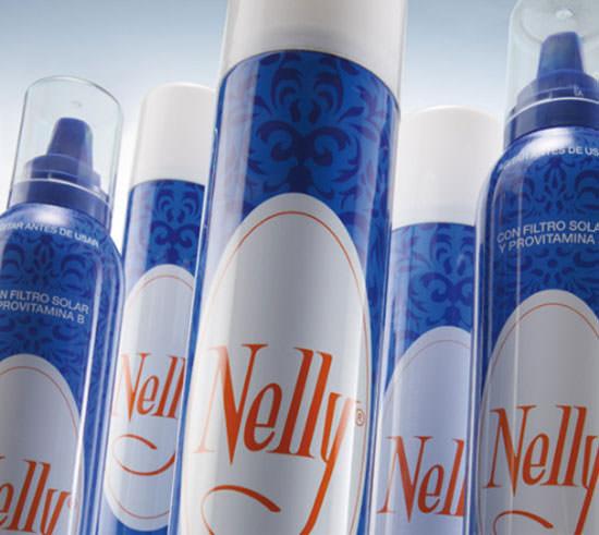 lacas para el pelo Nelly