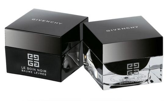 bálsamo y exfoliante para labios de Givenchy