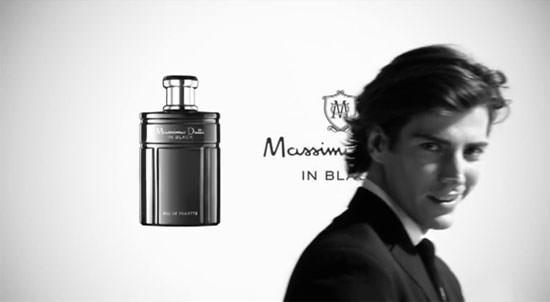 anuncio Massimo Dutti In Black