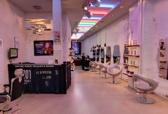 peluquería Op/Zon en Madrid