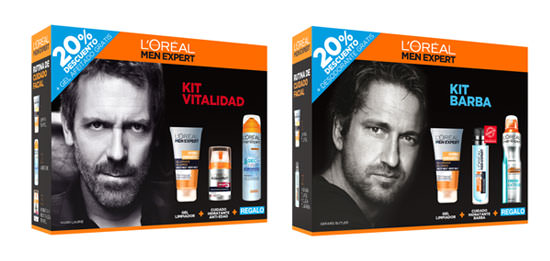 kits L'Oréal Men Expert
