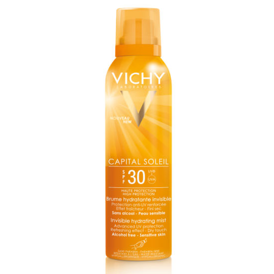 Bruma Hidratante Invisible spf30 Capital Soleil