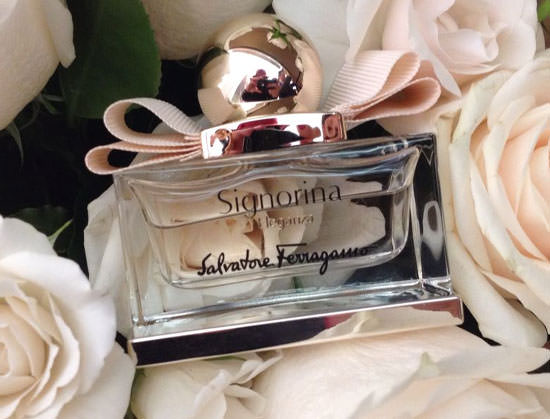 "perfume muy de ""Signorinas"""