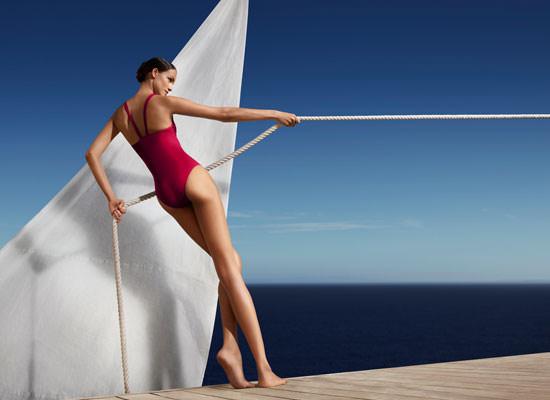 operación bikini con Lierac