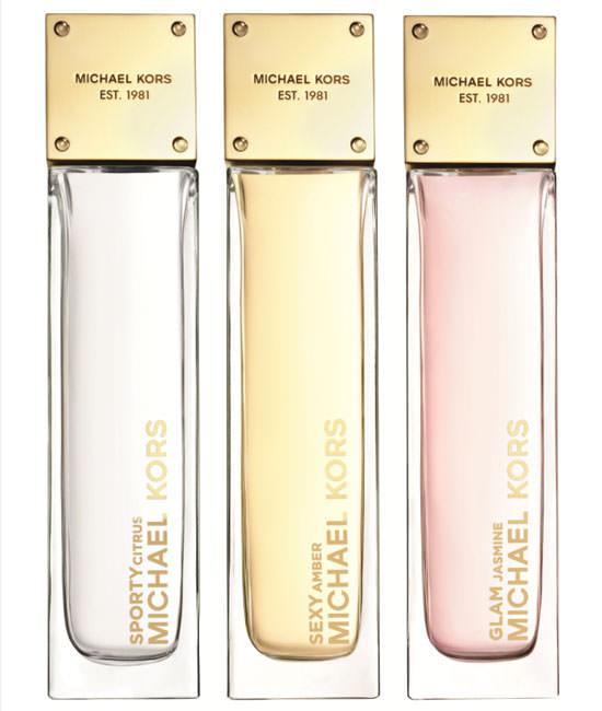 Los perfumes de Michael Kors