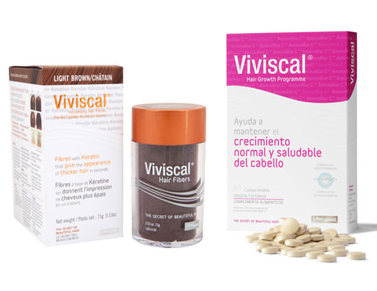 productos capilares Viviscal