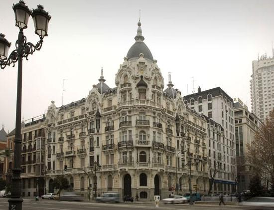 Club Allard de Madrid