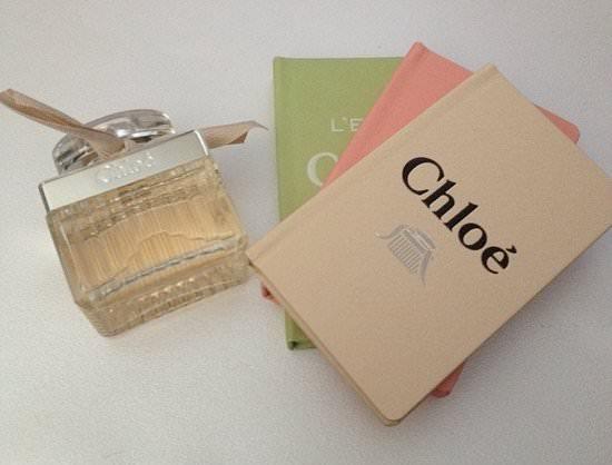 cuadernos de Chloé