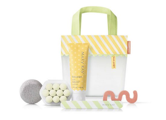 set de pedicura Lemon Parfait