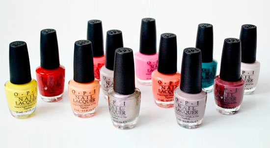 Brazil Collection de OPI