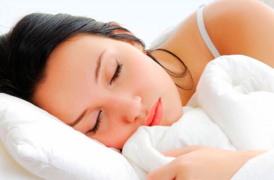 truco de belleza, dormir