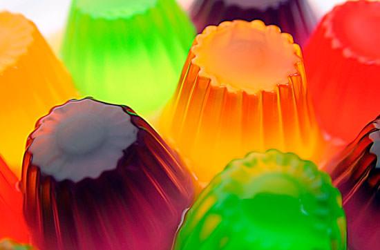 gelatina fuente de colágeno