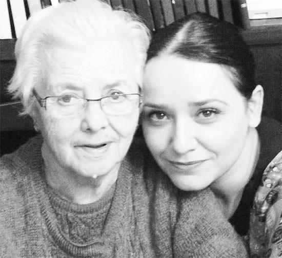 abuela Arantza